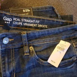 NWT GAP Jean's